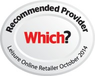 Which? Recommended Leisure Online Retailer October 2014